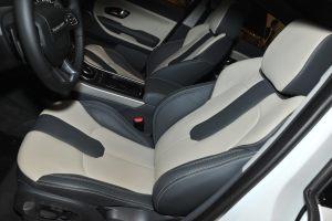 揽胜极光(进口)驾驶员座椅图片