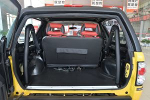 陆风X9行李箱空间图片