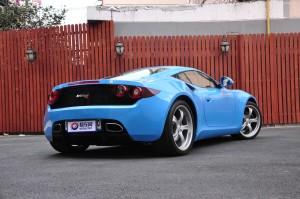 Artega GT 后45度(车头向右�Q�