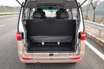 小海狮X30 行李箱空间