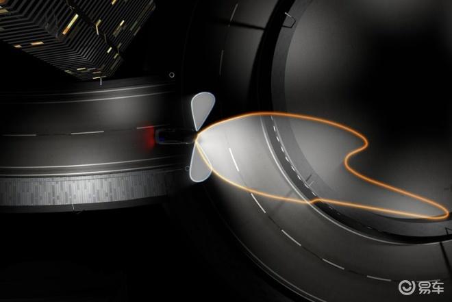 宝马M4 激光大灯概念车