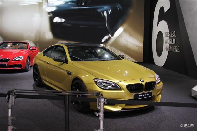 宝马新款M6上市 售220.6万-229.6万元