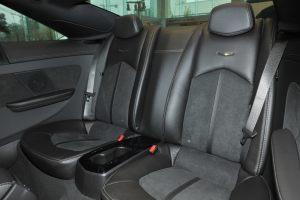 凯迪拉克CTS-V(进口)后排座椅图片