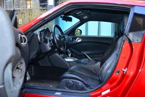 日产370Z前排空间图片