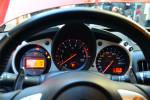 日产370Z仪表盘背光显示图片