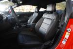 福特Mustang前排空间图片