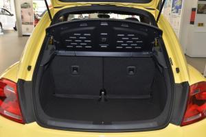 甲壳虫(进口)行李箱空间图片