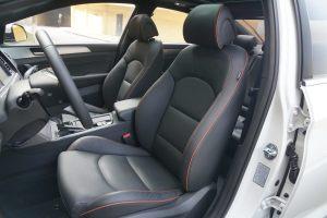 索纳塔驾驶员座椅图片