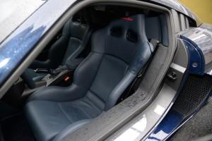 Noble M600驾驶员座椅图片