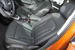 进口奥迪Q3 驾驶员座椅