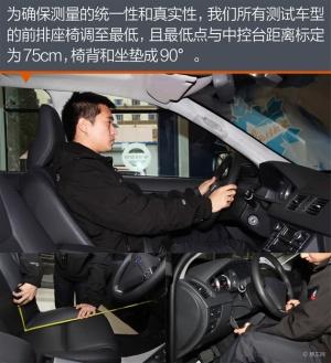 ML级豪华大型SUV空间大调查