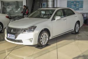 丰田 皇冠 2012款 2.5L 自动 Royal V6导航版