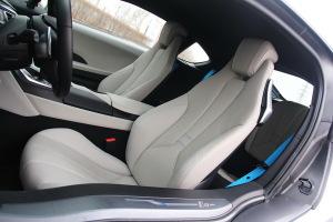 宝马i8(进口)驾驶员座椅图片