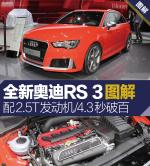 奥迪RS34.3秒破百!全新奥迪RS 3 Sportback图解图片