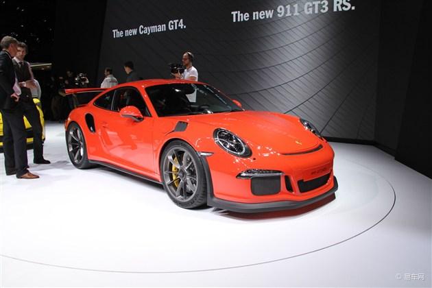 全新911 GT3 RS国内价格公布 售243.1万元