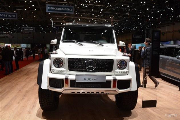 奔驰确认量产G500 4x4车型 搭4.0T发动机