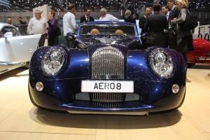 摩根Aero图片
