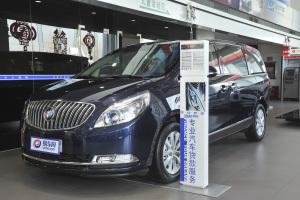 别克GL8 2013款 2.4L 自动 LT豪华商务行政版