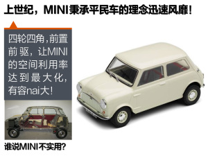 MINIMINI Minor前景展望图片