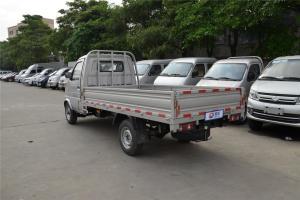 长安新豹2 后45度(车头向左)