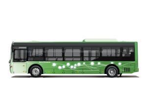 E10纯电动城市客车图片