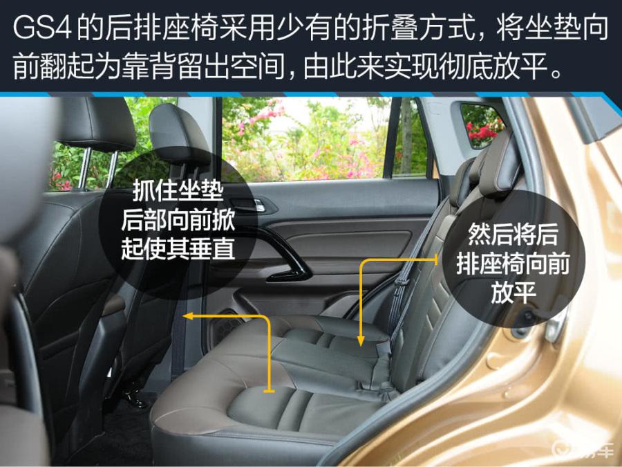 【传祺gs4汽车图片-汽车图片大全】-易车网