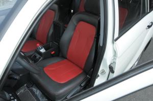 力帆X60 驾驶员座椅