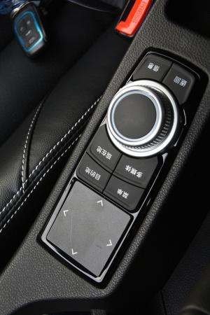 V5菱致中控台音响控制键