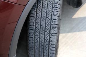 CR-V轮胎花纹