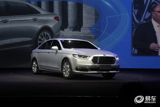 国产福特金牛座正式亮相 搭载2.7T发动机