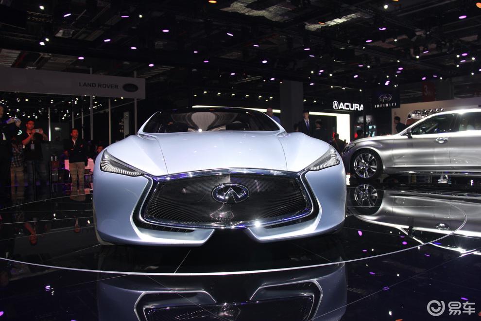 2015上海车展看新车:英菲尼迪Q80 Inspiration