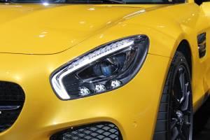 奔驰AMG GT S