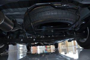 日产NV200 备胎规格