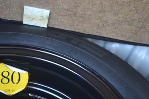 北汽绅宝D20 两厢版 备胎规格