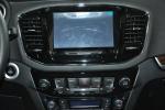 吉利豪情SUV 中控台音响控制键