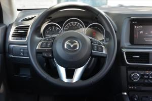 马自达CX-5方向盘图片