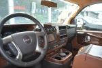 进口GMC商务之星          中控台驾驶员方向