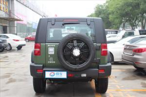 北京BJ40 正车尾