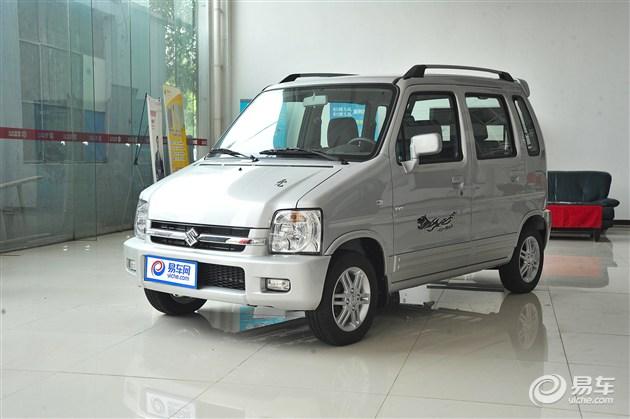 昌河铃木北斗星新车型售3.99万-4.49万元