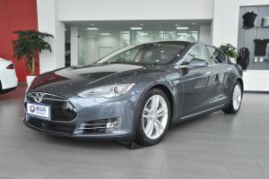 Model S(进口)前45度(车头向左)