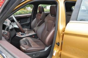 X7驾驶员座椅