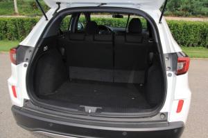 本田XR-V行李箱空间图片