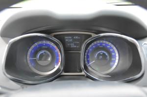 瑞风S5仪表盘图片