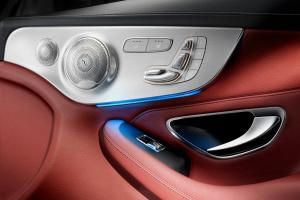 C级双门轿跑车(进口)全新奔驰C级 Coupe图片