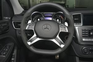 AMG GL级方向盘图片