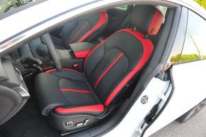 奥迪A7驾驶员座椅图片