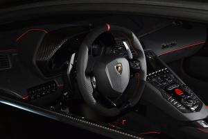 Aventador Aventador 内饰-黑色