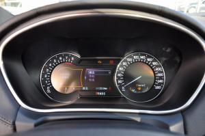 林肯MKX(进口)仪表盘背光显示图片