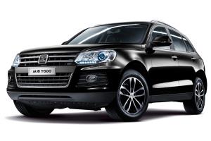众泰T600               魅影黑