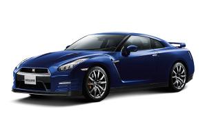 日产GT-R 极光蓝